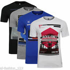 JACK & JONES HERREN T-SHIRT TRAIN TEE Gr.S,M,L,XL,XXL