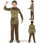 CK744 Horrible Histories Revolting Peasant Boys Book Week Fancy Dress Up Costume