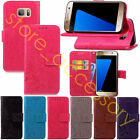 1PC Stand Synthetic Leather Shockproof With Wrist Strap Card Case Cover Fr Phone