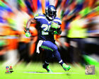 Marshawn Lynch Seattle Seahawks 2015 NFL Motion Blast Photo RQ073 (Select Size)