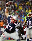 Rob Gronkowski New England Patriots AFC Championship Photo RQ182 (Select Size)