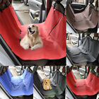 Heavy Duty Car Rear Back Seat Cover Pet Dog Cat Protector Hammock Mat Liner  New