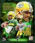 Aaron Rodgers Green Bay Packers 2014 NFL MVP Photo RS146 (Select Size) on eBay