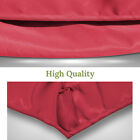 Replacement 9ft Patio Umbrella Cover Sunshade Canopy 6 Ribs Outdoor