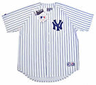 New York Yankees Majestic MLB Big Sizes Pinstripe Replica Home Jersey-NWT