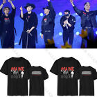 KPOP Bigbang G-Dragon T-shirt Made Concert Tshirt GD BB Unisex New Tee Cotton