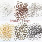 Wholesale  200-450 Pcs Metal Split Rings 4/5/6/8/10/12mm Jewelry Making DIY