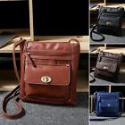 2016 Fashion Women Shoulder Bag Handbag PU Leather Satchel messenger Cross Body