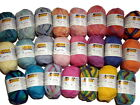 My First Regia Baby 4ply Sock Yarn Multi Coloured Solid Shades 25g UK p&p offer