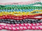 "40Y 3/8"" Stripe Grosgrain Korker Ribbon-U PICK RB058"
