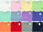 NWT Polo Ralph Lauren Men's Short Sleeve Pony STANDARD FIT CREW-Neck T-Shirt Tee
