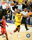 LeBron James Cleveland Cavaliers 2015 NBA Playoff Photo RZ228 (Select Size)