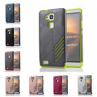 For Huawei Ascend Mate 7 Hard Case Bicolor Tough Armor Rubber Plastic Back Cover