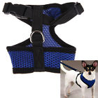Adjustable Pet Control Harness Collar Safety Strap Mesh Vest For Dog Puppy Cat !