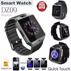 DZ09/U8 Bluetooth Smart Watch Phone Mate Sport SIM GSM for Android Smartphones