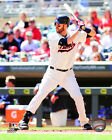 Joe Mauer Minnesota Twins 2015 MLB Action Photo RY165 (Select Size)