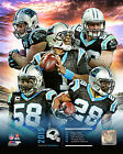 Carolina Panthers 2015 NFL Team Composite Photo SM202 (Select Size)