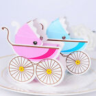 10pcs Baby Stroller Wedding Party Baby Shower Favor Gift Ribbon Candy Box Boxes