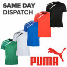 new 2016 Puma SPIRIT Mens Team Sports Training football Casual GYM t-shirt