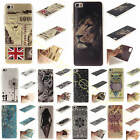 1xClassic Soft TPU Silicone Printed For Cellphones Rubber Gel Salable Case Cover