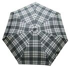 Totes Signature Automatic Open & Close Folding Umbrella