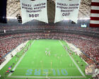 Astrodome Houston Oilers NFL Action Photo NT159 (Select Size)