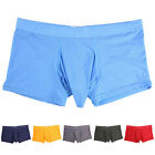 New Sexy Men's Cotton Underwear Hipster Boxer Briefs Shorts Underpants Trunks