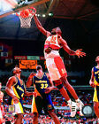 Dikembe Mutombo Atlanta Hawks NBA Action Photo RT068 (Select Size)