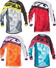 Fly Racing 2017 Kinetic Crux Jersey Men Youth All Sizes All Colors