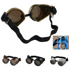 Practical Vintage Steampunk Goggles Electric Welding Punk Gothic Glasses Goggles