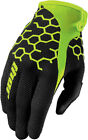 Thor 2017 S7 Draft Gloves (Pair) Black/Flo Acid Mens All Sizes