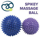 FITNESS MAD SPIKY MASSAGE BALLS TRIGGER POINT STRESS RELIEF THERAPY YOGA TENSION