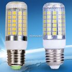 15W E27 5050 SMD 69 LED Warm/Cold White Corn Light Bulb Lamp AC 220V New N4U8