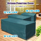 Patio Garden Outdoor Furniture Winter Cover Rectangular Table/chair Waterproof