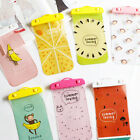 Cute Waterproof Cell Phone Pouch Underwater Dry Bag Case Cover For Samsung TB