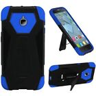 "Hybrid Case Cover for Alcatel Ideal 4060a GoPhone / PIXI 4 (4.5"") / Avion LTE"