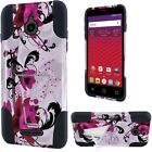 """Hybrid Case Cover for Alcatel Ideal 4060a GoPhone / PIXI 4 (4.5"""") / Avion LTE"""