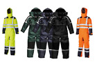 Dickies Waterproof Padded Coverall Overall Motorcycle Fishing Tunnel Suit