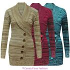 New Ladies Sexy Chunky Knitted Jumper Mini Dress Tunic Warm Womens Winter Top