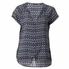 Marc O Polo Womens Ladies Blouse Short Sleeve V Neck Shirt Top Clothing Wear