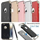 New Luxury Ultra-thin Shockproof Armor Back Case Cover for Apple iPhone 7 Plus