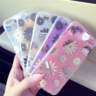 Shockproof Ultra-thin Bling Flower Sparkle Hard Case Cover For Iphone 6 6s Plus