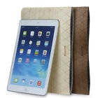 Ultra Slim Wood Patten Leather Case Cover Sleeve Bag for iPad air 2 mini 1 2 3 4