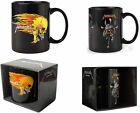 Metallica: Ceramic Mug - New Official In Display Box Flaming Skull / Pirate