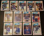1988-89 OPC QUEBEC NORDIQUES Select from LIST NHL HOCKEY CARDS O-PEE-CHEE