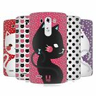 HEAD CASE DESIGNS CATS AND DOTS SOFT GEL CASE FOR LG PHONES 1