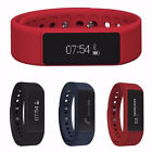 I5 plus Bluetooth 4.0 Sport Smart Bracelet Watch Fitness Pedometer Wristband