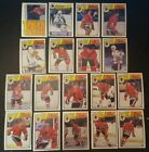 1983-84 OPC CHICAGO BLACK HAWKS Select from LIST NHL HOCKEY CARDS O-PEE-CHEE
