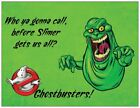 20 30 50 PERSONALIZED Slimer GHOSTBUSTER Birthday PARTY Invitations