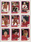 1986-87 OPC DETROIT RED WINGS Select from LIST NHL HOCKEY CARDS O-PEE-CHEE